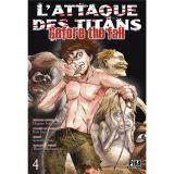 L Attaque Des Titans Before The Fall Tome 4 (occasion)