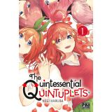 The Quintessential Quintuplets Tome 1 (occasion)