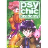 Psychic Academy T02 (occasion)