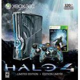 Console Xbox 360 320 Go Halo Avec 1 Manette Et Halo 4 - Bundle Edition Limitee (occasion)