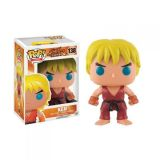 Figurine Pop! Street Fighter 138 Ken (occasion)