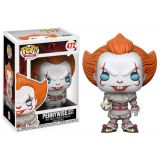 Funko Figurine Pop Vinyl It 2017 Pennywise (occasion)
