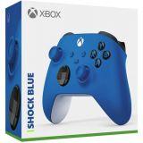 Manette Xbox Sans Fil - Shock Blue (occasion)