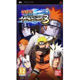 Naruto Ultimate Ninja Heroes 3 Essentials (occasion)