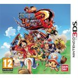 One Piece Unlimited World Red 3ds (occasion)