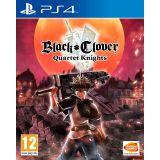 Black Clover Quartet Knights Ps4 (occasion)