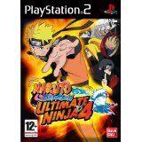 Naruto Shippuden Ultimate Ninja 4 (occasion)
