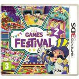 Games Festival 2 Occ 3ds (occasion)