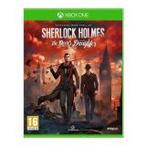 Sherlock Holmes The Devils Daughter Xbox One (occasion)