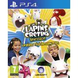 Les Lapins Cretins Invasion - La Serie Tele Interactive Ps4