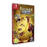 Rayman Legends Definitive Nintendo Switch