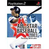 All Star Baseball 2003 (occasion)