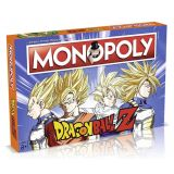 Monopoly Dragon Ball Z Edition Dbz