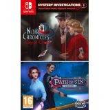 Mystery Investigations Path Of Sin: Greed + Noir Chronicles: City Of Crime Switch