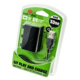 Kit Play And Charge Pour Xbox One Non Officiel