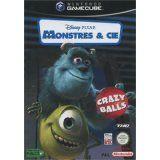Monstres Et Cie Crazy Balls (occasion)
