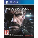 Metal Gear Solid V : Ground Zeroes Ps4