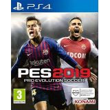 Pes 2019 Pro Evolution Soccer 2019 Ps4