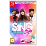 Let S Sing 2020 Hits Francais Et Internationaux 2 Mics Pour Nintendo Switch