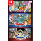 Dragon Quest Trilogy Collection Switch Import Jap