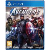 Marvel S Avengers Ps4