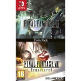 Final Fantasy Vii & Final Fantasy Viii Remastered Switch