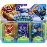 Figurine Skylanders Swap Force Triple Pack Big Bang, Star Strike, Anchors