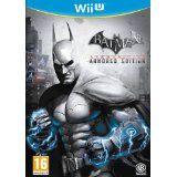 Batman Arkham City Armored Edtion Wii U