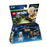 Lego Dimension Pach Hero Doc Brown