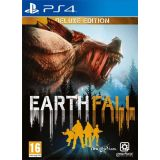 Earth Fall Deluxe Edition Ps4