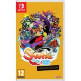 Shantae Half Genie Hero Switch