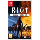 Riot Civil Unrest Switch