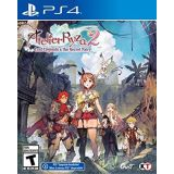 Atelier Ryza 2 Lost Legends & The Secreft Fairy Ps4