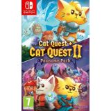 Cat Quest + Cat Quest Ii Occ Switch (occasion)