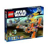 Lego Star Wars - 7962 Anakin S & Sebulba S Podracers