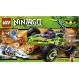 Lego Ninjago 9445 L Attaque Du Buggy Fangpyre