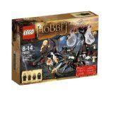 Lego The Hobbit - 79001 - Jeu De Construction - Les Araignees De La Foret De Mirkwood