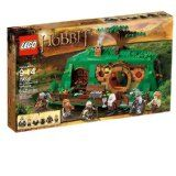 Lego The Hobbit - 79003 - Jeu De Construction - La Rencontre A Cul-de-sac