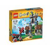 Lego Castle - 70402 - Jeu De Construction - L Attaque De La Porte Du Chateau