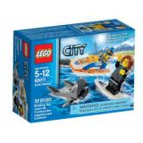 Lego City - 60011 - Jeu De Construction - L Intervention Du Garde - Cotes