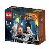 Lego The Lord Of The Ring - 79005 - Jeu De Construction - Le Combat Des Magiciens