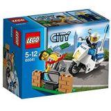 Lego City 60041 La Poursuite Du Bandit