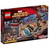 Lego Super Heroes Marvel 76020 La Mission D Evasion