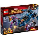 Lego Super Heroes-marvel 76022 X-men Contre Sentinel