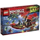 Lego Ninjago 70738 L Ultime Qg Des Ninjas