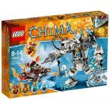 Lego Legends Of Chima 70223 Le Robot Ours Des Glaces
