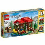 Lego Creator 31048 La Cabane Au Bord Du Lac