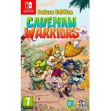 Caveman Warriors Deluxe Edition Switch