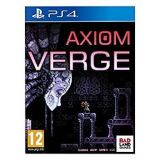 Axiom Verge Ps4